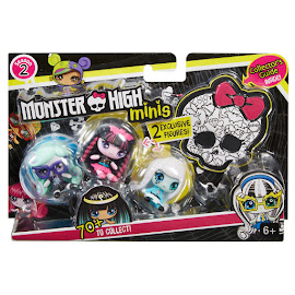 MH Releases II 3-pack #6 Mini Figure