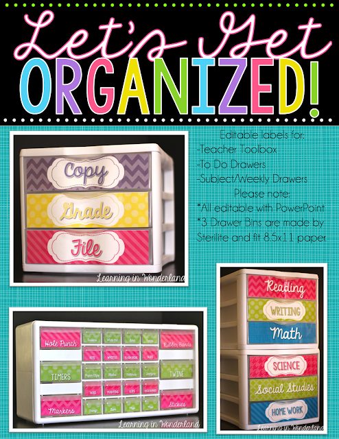 https://www.teacherspayteachers.com/Product/Lets-Get-Organized-Colorful-Pattern-Edition-1917002