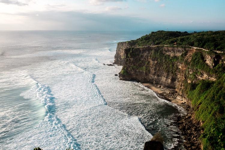 Review Tempat Wisata Objek Wisata Pantai Dreamland Bali