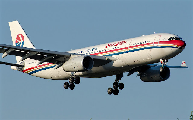 a330-200 china eastern airlines