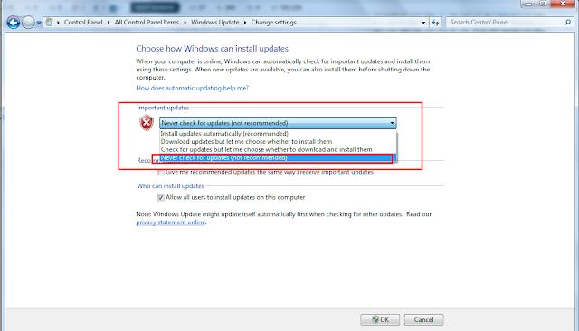 Windows Update là gì? Thông tin về windows update