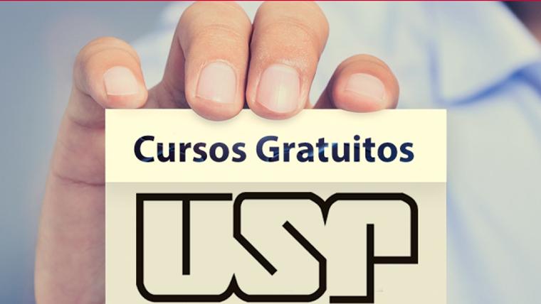 USP oferece 4 cursos gratuitos a distância