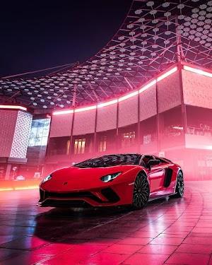 Lamborghini Beautiful Car