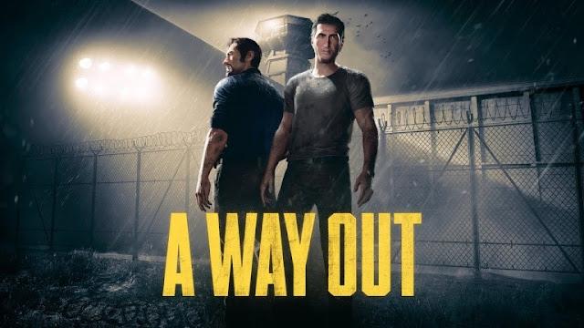 الإعلان عن تاريخ نهائي لإصدار لعبة A Way Out