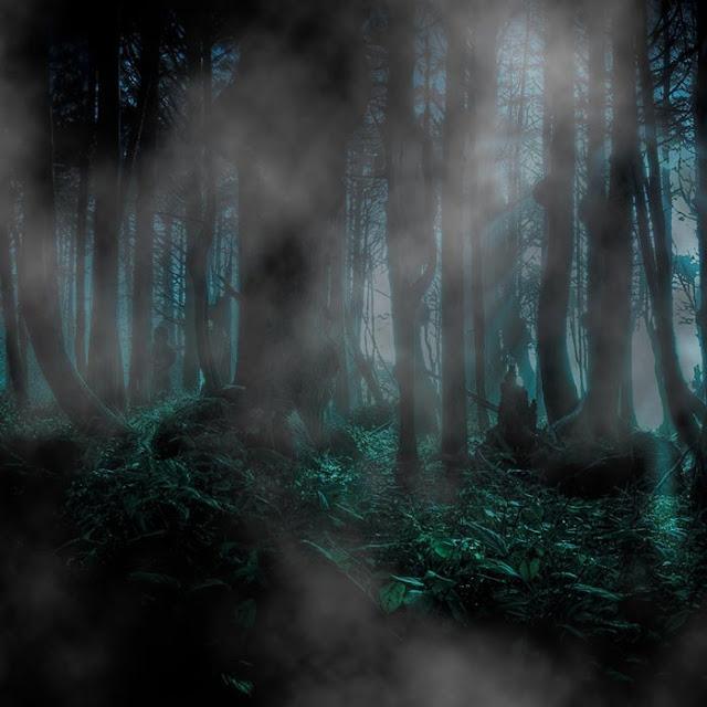 Haunted Woods Wallpaper Engine