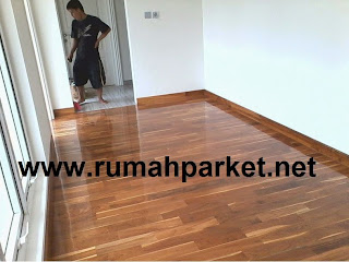 Harga lantai kayu Jati jenis flooring dan parket