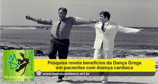 eb4e7fb47e Pesquisa revela benefícios da Dança Grega em pacientes com doença cardíaca