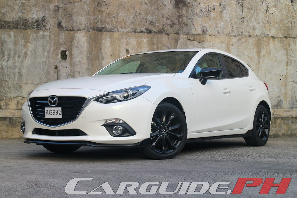 review 2015 mazda3 speed philippine car news car reviews automotive features and new car. Black Bedroom Furniture Sets. Home Design Ideas