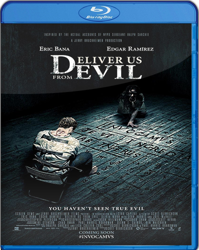 Deliver Us From Evil [BD25 + BD50] [2014] [Latino]