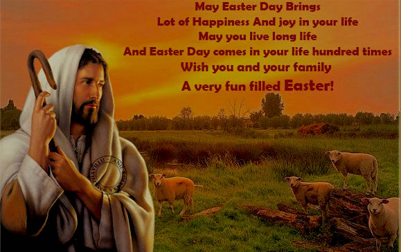 Wish You And Your Family A Very Fun Filled Easter