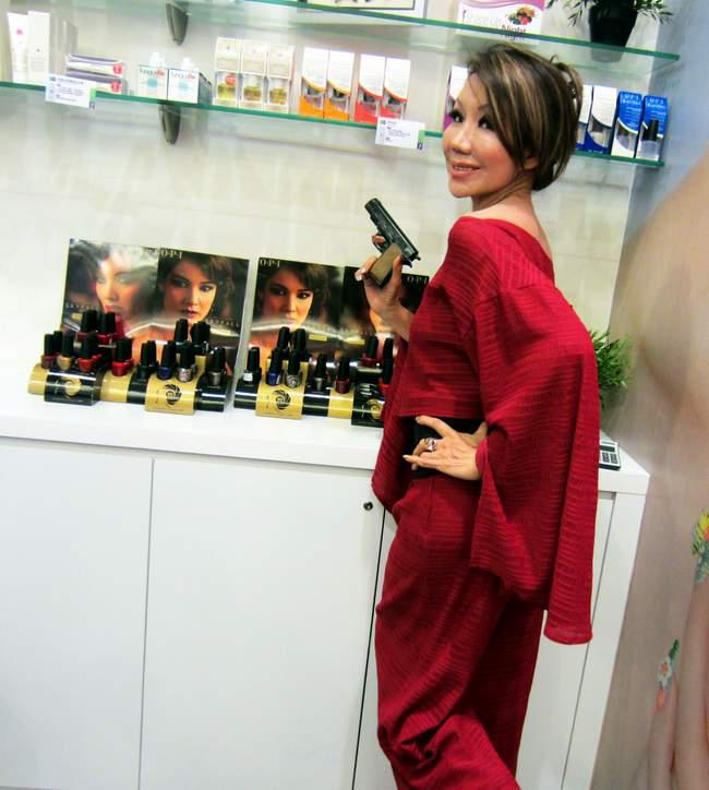 BMIC Nail Spa Saloon Launching 007 James Bond Colour - Malaysian