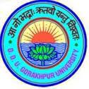DDU Gorakhpur Results 2017
