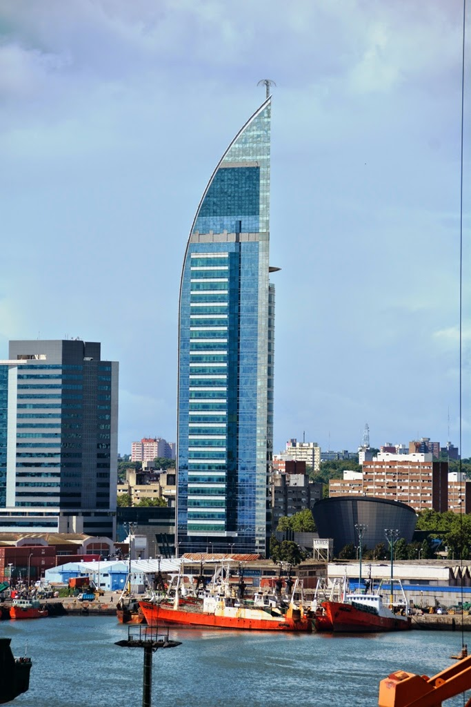 Port of Montevideo skyscraper