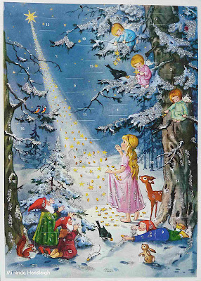 Holiday Traditions: The Advent Calendar