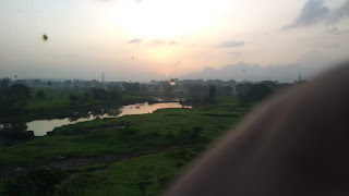 View from the Konkan Railway