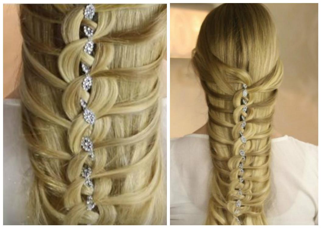 Peinados bonitos y faciles de hacer con trenzas - Trenzas peinados faciles ...