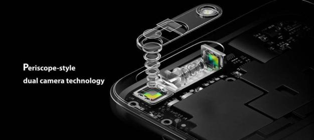OPPO Find X Exploration at the Edge of Smartphone Possibilities
