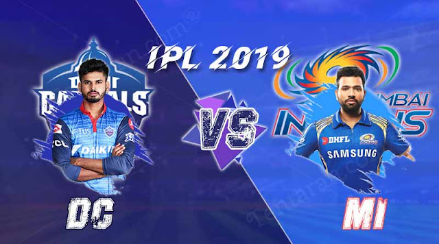 IPL 2019 DC vs MI Dream11 Match Prediction, Playing XI, Fantasy Cricket Tips