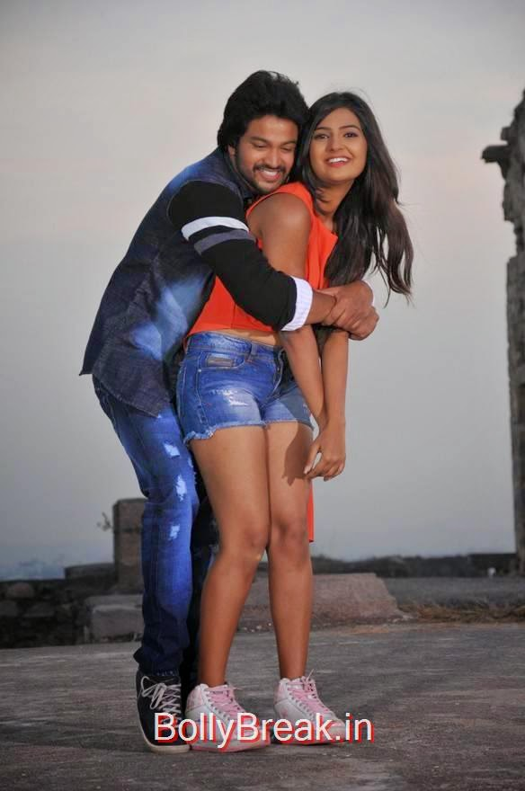 Rahul-The Bells Latest Photos, Actress Neha Deshpande Hot Pics in Denim Shorts from The Bells Movie