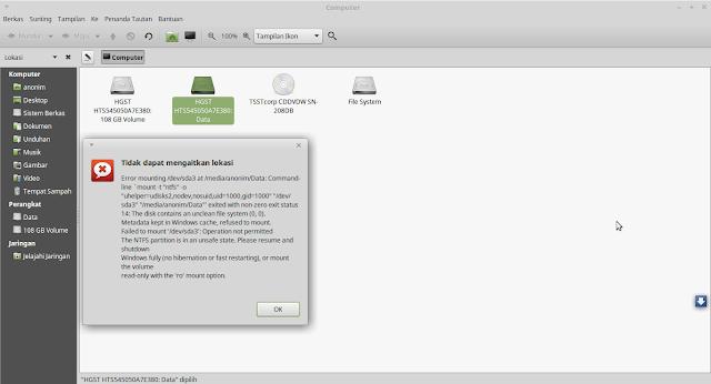 Pengalaman Install Windows 10 Pro 32bit Bersama Linux
