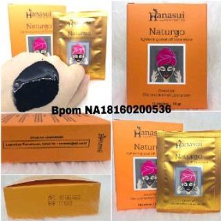 Masker Hanasui Naturgo Asli atau Palsu