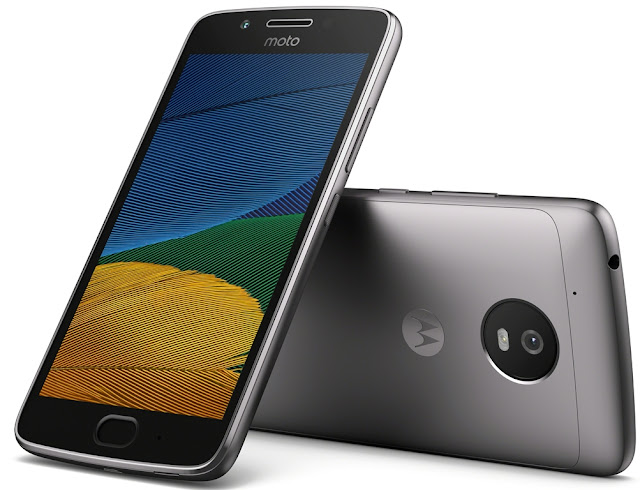 Premium For All: Meet the New #MotoG5 and #MotoG5Plus @Lenovo_Africa #MWC2017