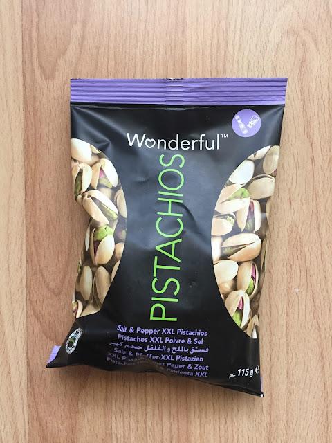 Wonderful pistachos