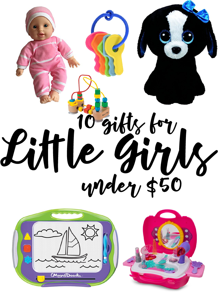 10 Great Gifts For Little Girls Under 50-7065