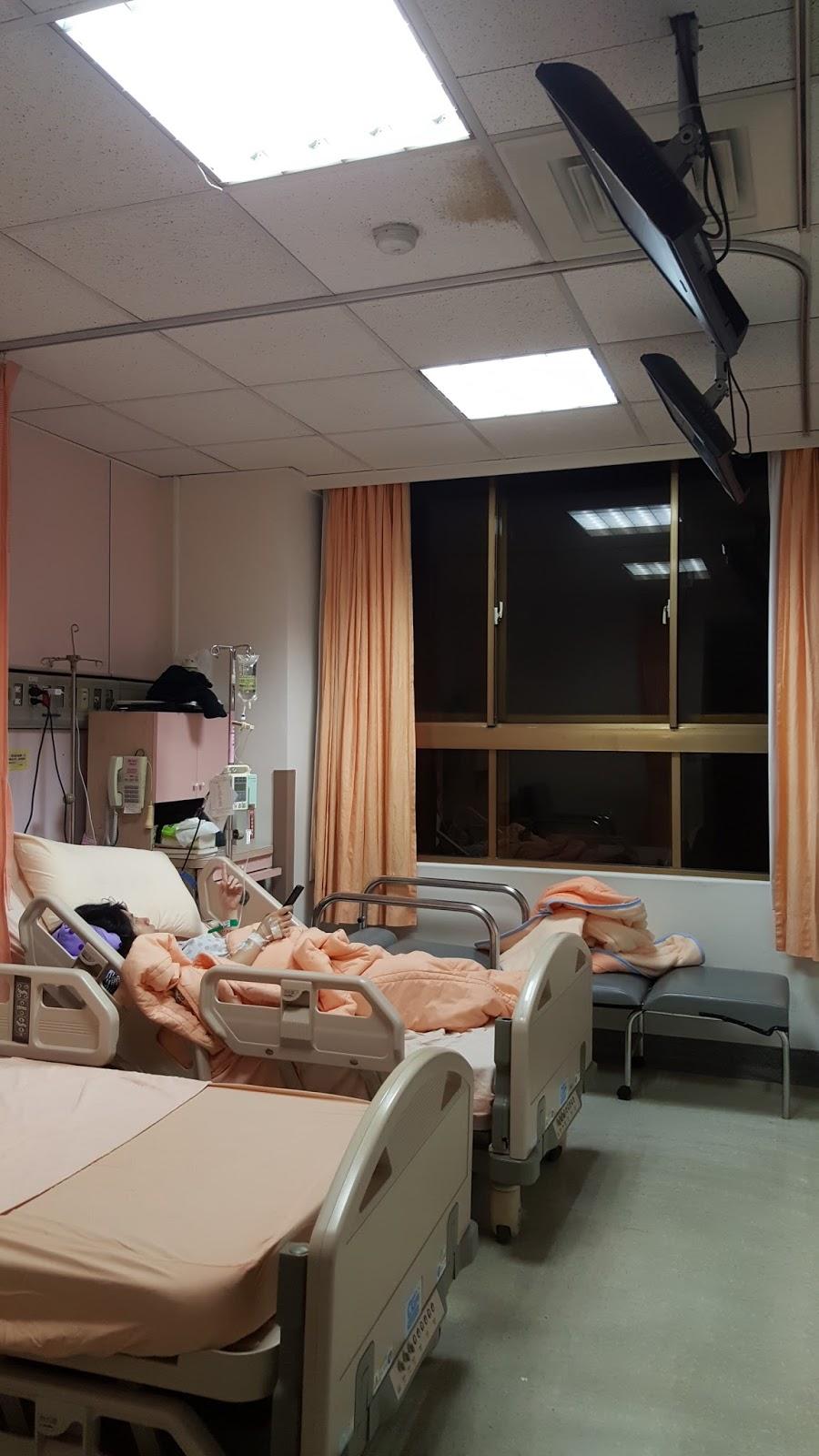 豪華雙雞寶: (23週) 安胎! 住院11天的診療經驗(下)