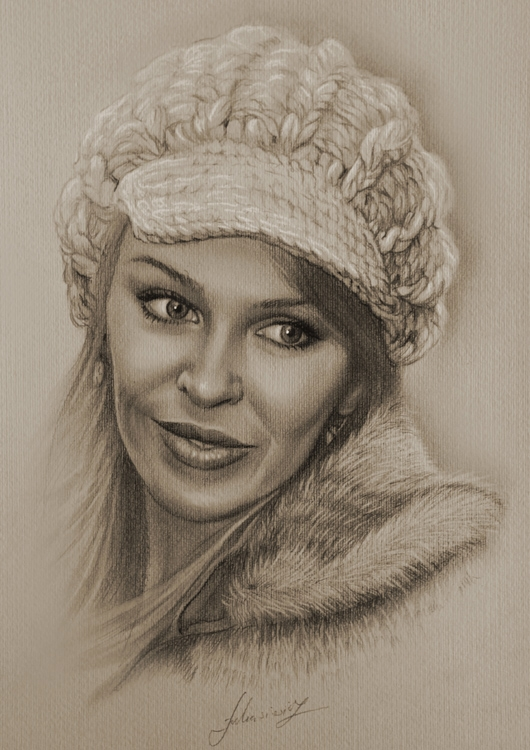01-Kylie-Minogue-krzysztof20d-Portrait-Drawings-with-a-few-Celebrities-www-designstack-co