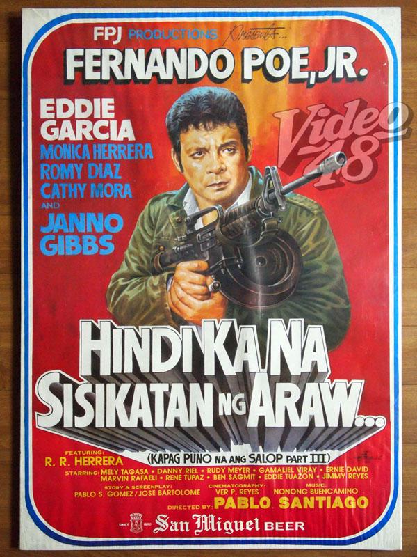 Hindi Ka Na Sisikatan Ng Araw: Kapag Puno Na Ang Salop Part III (1990)