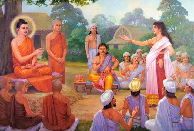 Nhân quả báo ứng: Bị đày xuống ngục Vô Gián vì tội phỉ báng Phật
