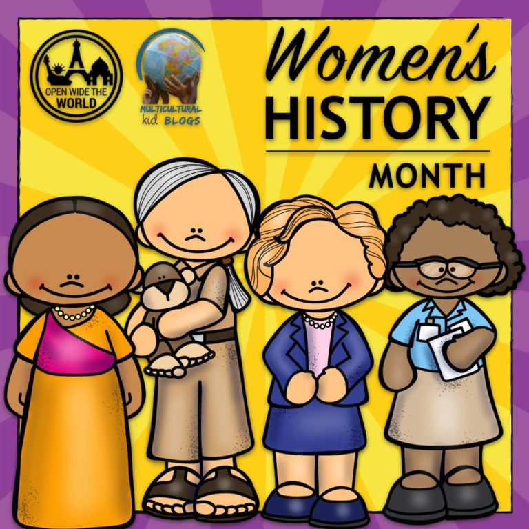 Mommy Maestra: Women in World History Activity Pack