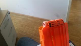 Nerv Gun Pfeil Life Hack