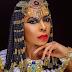 Do You Believe in Reincarnation? #BBNaija Star, TBoss is the New Egyptian Queen, Cleopatra (Photis