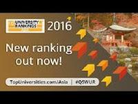 IPB Universitas Pertanian Terbaik Ke-7 Asia Tahun 2016