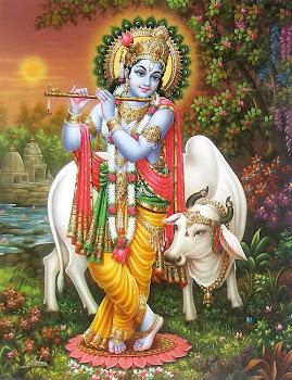 Govinda :Protector de las vacas y bienqueriente de todos