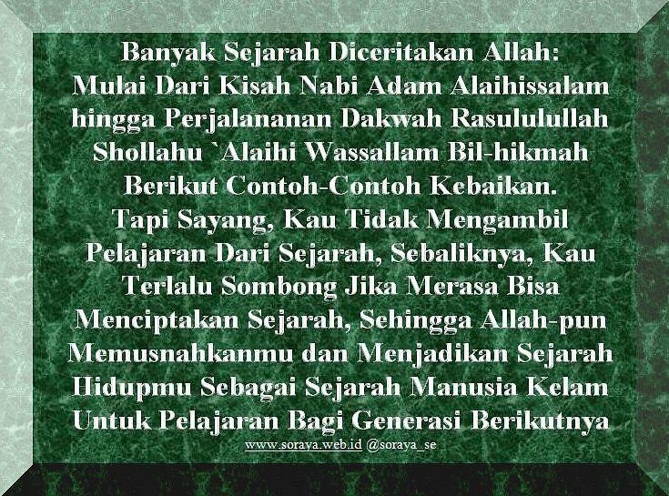 JejakIslamNusantara Sejarah Islam