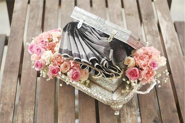 contoh hantaran tunang dan kahwin