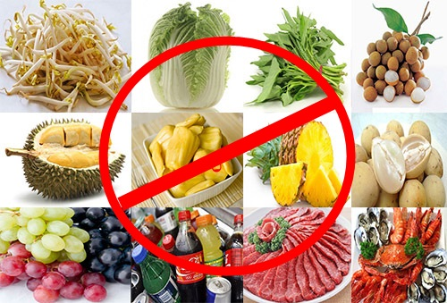 Jenis Sayuran Yang Termasuk Pantangan Makanan Asam Urat