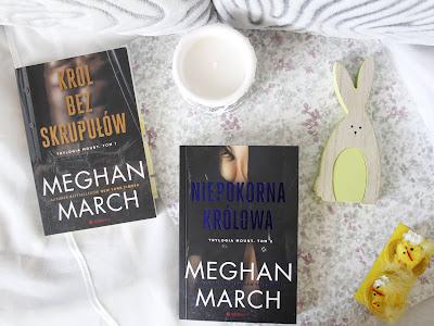 Przedpremierowa recenzja – Niepokorna królowa, Meghan March. Wydawnictwo editio red. Kolejna część serii Mount.