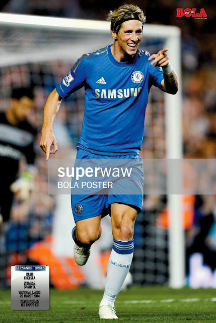 Fernando Torres Chelsea 2012