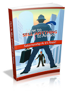 eBook on selling