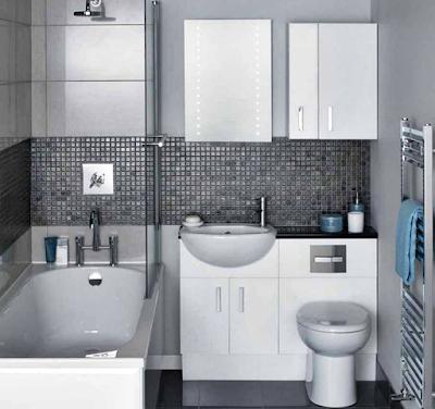 Desain Kamar Mandi Minimalis Modern Untuk Rumah Sederhana Bernuansa Millenium