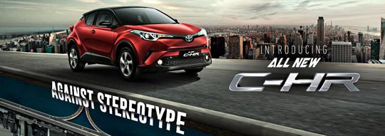 Toyota Rawa Bokor Tangerang