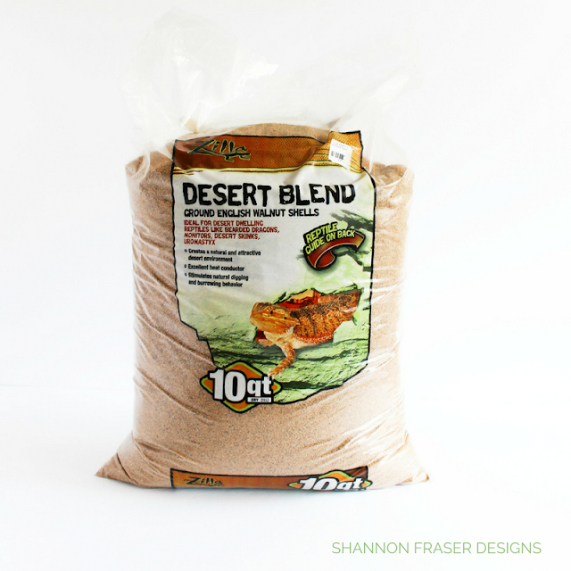 Crushed Walnut Shells | Perfect filling for DIY Quilted Pin Cushions | Shannon Fraser Designs | Sewing Quilting Notions