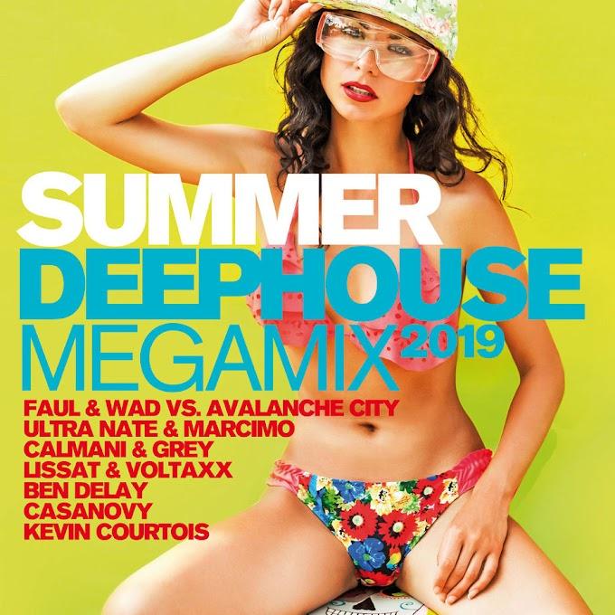 Various Artists - Summer Deephouse Megamix 2019 [iTunes Plus AAC M4A]