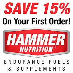 Save 15% on your first Hammer Nutrition order