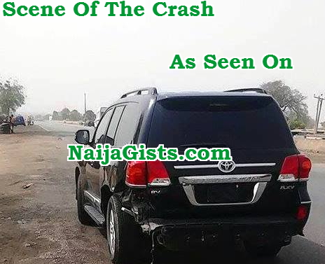 yobe state deputy governor accident