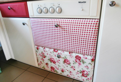 Küche Kitchen DIY Posseliesje
